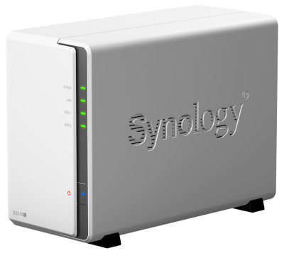 synology diskstation ds216j nas