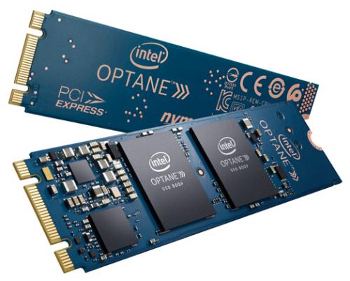 Intel announces Optane SSDs for mainstream PCs